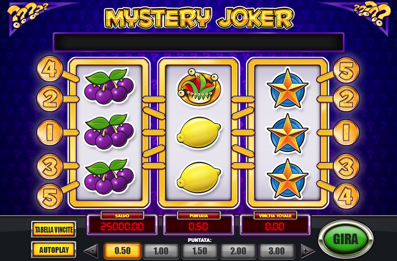 Joker slot online game