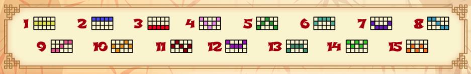 Ninja Fruits Slot linee vincenti