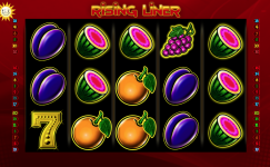 slot machine bar gratis senza registrazione rising liner