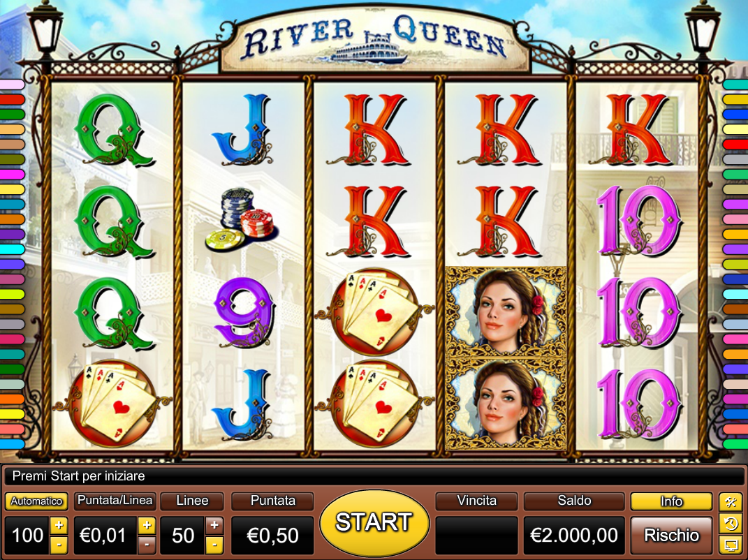 Gioco slot machine online gratis
