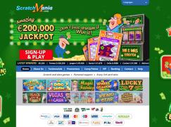 scratchmania giochi con jackpot