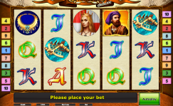 slot columbus deluxe novomatic casino online