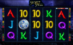 slot da bar secret spell online