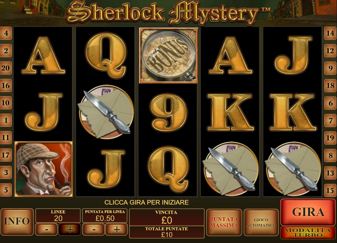Sherlock Mystery
