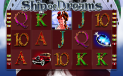 giochi slot machine bar ship of dreams online