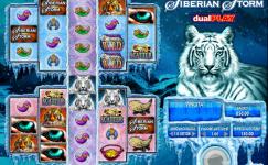 siberian storm dual play igt slot gratis senza registrazione