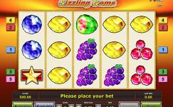 sizzling gems novoline slots