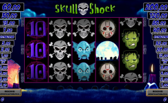 giochi slot machine da bar gratis skull shock