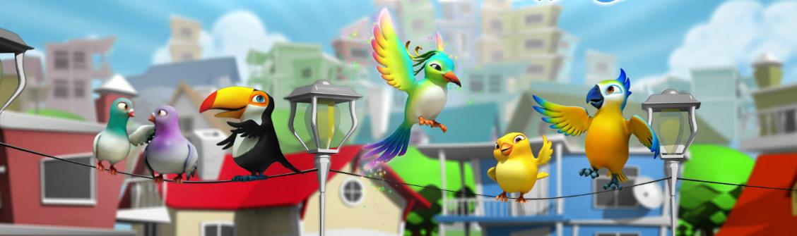 Slot Machine Happy Birds Gratis