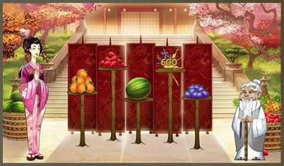 Slot Ninja Fruits Giochi Bonus