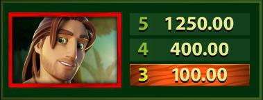 Tarzan Slot Machine Gratis simbolo   5