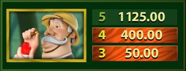 Tarzan Slot Machine Gratis simbolo   7