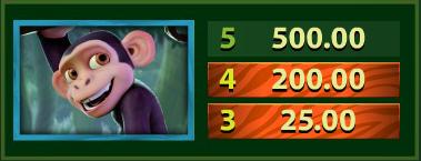 Tarzan Slot Machine Gratis simbolo   9