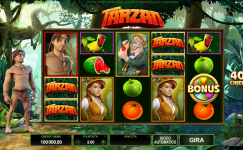 slot machine gratis tarzan