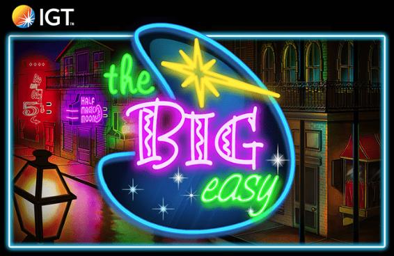 The Big Easy Slot Machine Gratis Online