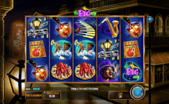 slot the big easy spielo casino online