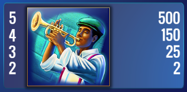 The Big Easy Slot Online Gratis   Simbolo 4