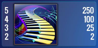 The Big Easy Slot Online Gratis   Simbolo 5