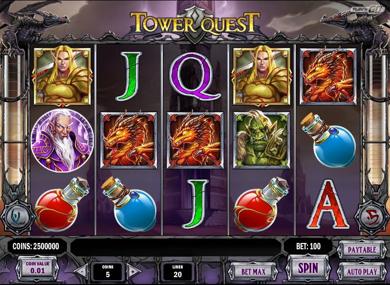 Il mago slot online