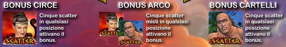 ulisse slot machine simbolo bonus
