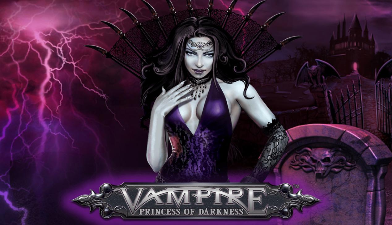 Vampire Princess of Darkness