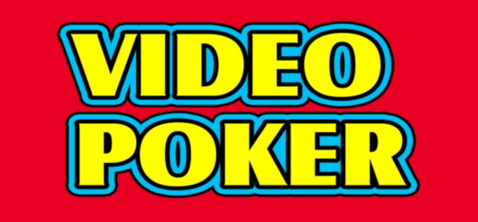 Giocare alla Video Poker Gratis Online