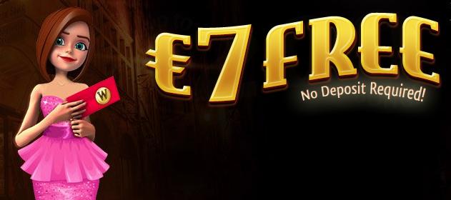 Winorama Casino Bonus senza deposito